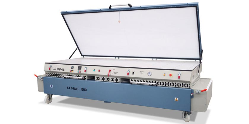 Thermoforming Duo Hot Air - DHA
